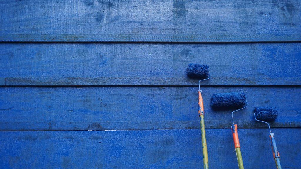 tinteggiare un muro