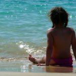Quando andare al mare con i bambini