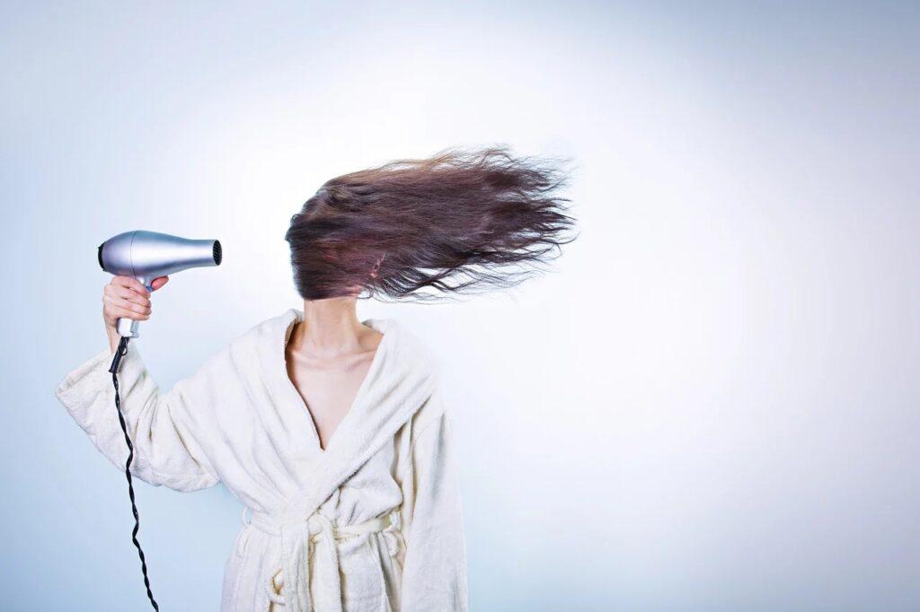 Quando cadono i capelli?